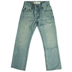 Levi's Little Boys 505 Straight Denim Jeans