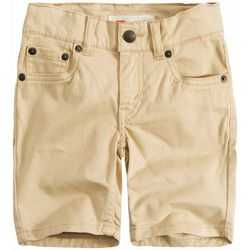 Levi's Little Boys 511 Slim Sueded Shorts