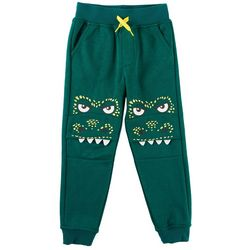 Seven Oaks Little Boys Gator Bite Jogger Pants