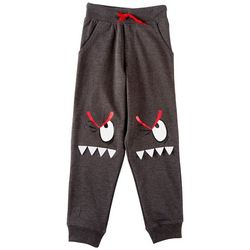 Seven Oaks Little Boys Sour Monster Jogger Pants