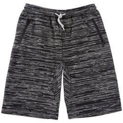Brooklyn Cloth Little Boys Space Dye Zip Shorts