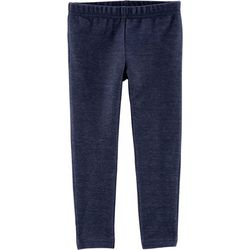 Carters Toddler Girls Knit Denim Leggings