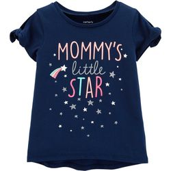 Carters Toddler Girls Mommy's Little Star T-Shirt