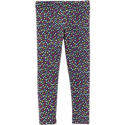 Carters Toddler Girls Heart Print Leggings