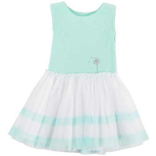 Flapdoodles Toddler Girls Dandelion Striped Dress Bealls Florida