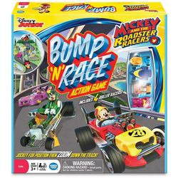 Disney Mickey Mouse Bump 'N' Race Action Game
