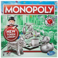 Hasbro Speed Die Monopoly Board Game