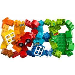 Lego Duplo 65-pc. All-In-One Box Of Fun