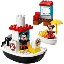 Lego Duplo 28-pc. Mickey & The Roadster Racers Boat Set