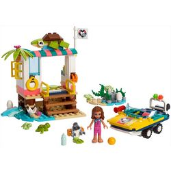Lego Friends Turtles Rescue Mission Set