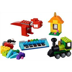 Lego Classic 123-pc. Bricks And Ideas Set