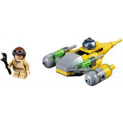 Lego Star Wars Series 6 Microfighters Naboo Starfighter Set
