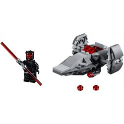 Lego Star Wars Series 6 Microfighters Sith Infiltrator Set
