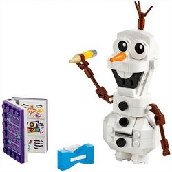 Lego Disney Frozen II Olaf Set