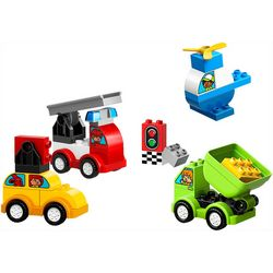 Lego Duplo 34-pc. My First Car Creation Set