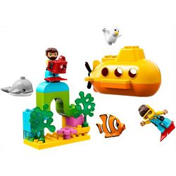 Lego Duplo 24-pc. Submarine Adventure