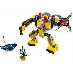 Lego Duplo Creator 3-in-1 Underwater Robot
