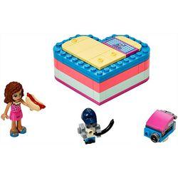 Lego Friends Olivia's Summer Heart Box Set