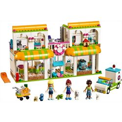 Lego Friends Heartlake City Pet Center Set