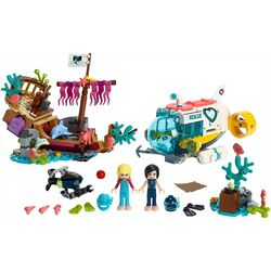 Lego Friends Dolphins Rescue Mission Set