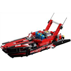Lego Technic Power Boat Building Set
