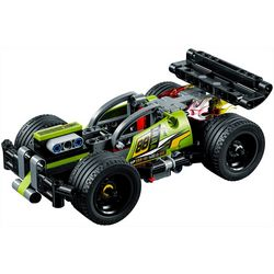 Lego Technic Whack Crash Car Building Set