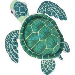 Wild Republic Mini Sea Turtle Plush Toy