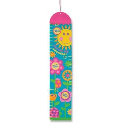 Stephen Joseph Girls You Are My Sunshine Growth Chart