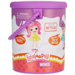 Lalaloopsy Series 2 Mini Surprise Mystery Paint Can
