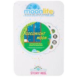 MoonLite Goodnight Moon Storybook Phone Projector Story Reel
