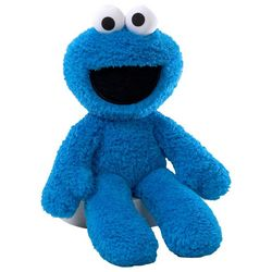 Gund Sesame Street Take Along Cookie Monster Plush
