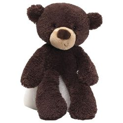 Gund Fuzzy Bear Stuffed Animal