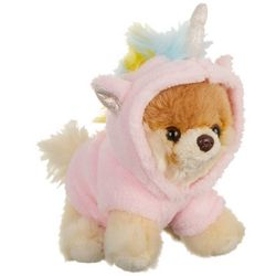 Gund Itty Bitty Unicorn Boo Plush Toy