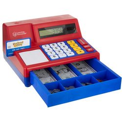 Learning Resources Pretend & Play Cash Register Set