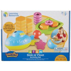 Learning Resources Sink or Float Activity Set
