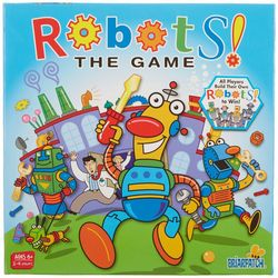 Briarpatch Robots The Game