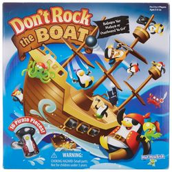 Play Monster Don't Rock The Boat Game