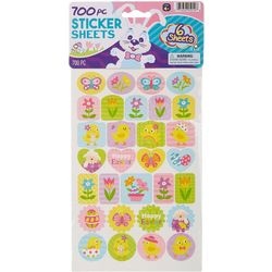 Ja-Ru Inc.700-pc Easter Sticker Sheets