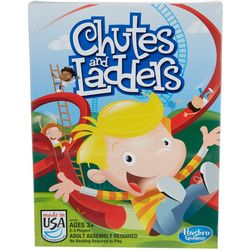 Hasbro Chutes & Ladders Board Game