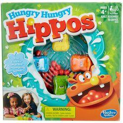 Hasbro Hungry Hungry Hippos Game
