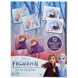 Disney Frozen 11 Memory Match Game