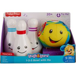 Fisher-Price Laugh & Learn 1-2-3 Bowl With Me