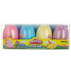 Play-Doh 4-pc. Spring Eggs