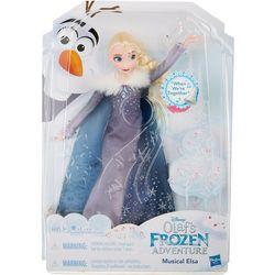 Disney Frozen Olaf's Frozen Adventure Musical Elsa Doll