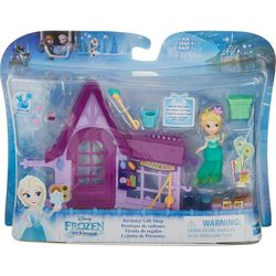 Disney Frozen Birthday Gift Shop Little Kingdom Set