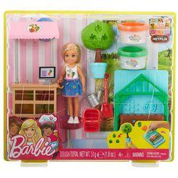 Barbie Chelsea Barbie Dough Veggie Set