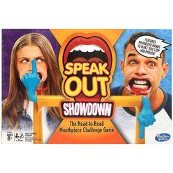 Hasbro Speak Out Showdown Game
