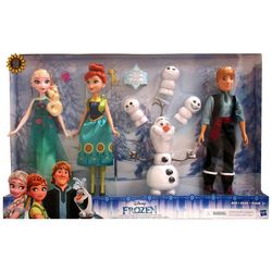 Disney Frozen Fever Friends Gift Set