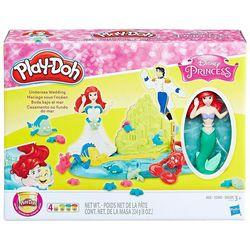 Play-Doh Disney Princess Ariel Undersea Wedding Set
