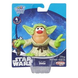 Mr. Potato Head Star Wars Yoda Action Figure